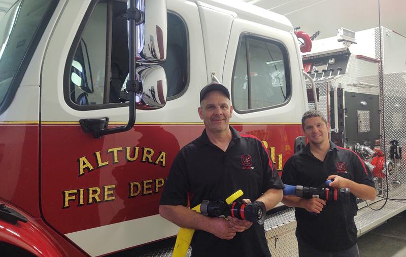 Altura Fire Department